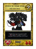 Cerberus - Custom Card