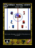Cobey's Hockey Cavern - Custom Card
