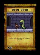 Body Swap - Custom Card