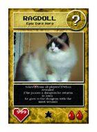 Cash Da Cat - Custom Card