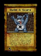Build-a-scare - Custom Card