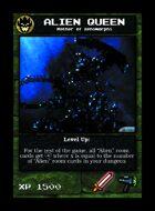 Alien Queen - Custom Card