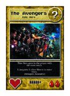 Avengers - Custom Card