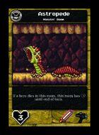 Astropede - Custom Card