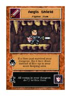 Aegis Shield - Custom Card
