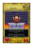 Ceo Hero - Custom Card