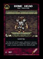 Bone Head - Custom Card