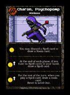 Charon, Psychopomp - Custom Card