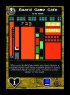Board Game Cafe - Custom Card