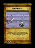 Animate - Custom Card