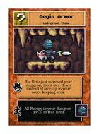 Aegis Armor - Custom Card