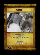 Catamorph Spell - Custom Card