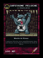 Capitaine Peluche - Custom Card