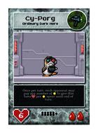Cy-porg - Custom Card