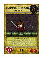 Carric Liadon - Custom Card
