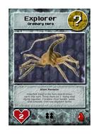 Alien Parasite - Custom Card