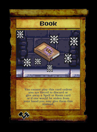 Book - Custom Card