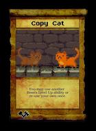 Copy Cat - Custom Card