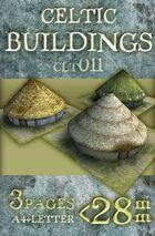 Celtic (Gallic) house (clt011)