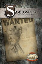 Sherwood: The Legend of Robin Hood 2e (Savage Worlds Deluxe Edition)