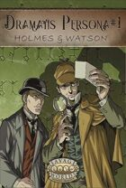 Dramatis Persona #1: Holmes & Watson (Savage Worlds Deluxe)
