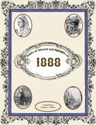 Gaslight Calender Pack: 1888 Edition