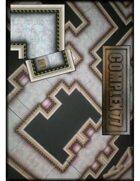 Complex 77 The Flood Tile Set