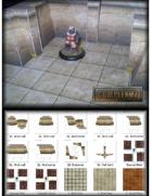 Complex 77 3D Dungeon Builder
