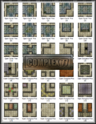 Complex 77 New Dungeon Tile Set