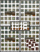 Complex 77 Dungeon Bundle Tile Set