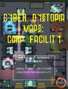 Cyber Dystopia - Corp Facility Map