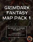 Grimdark Fantasy Map Pack 1