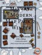 Mixwave Modern Map Pack 2: Winter