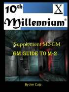 Supplement M2-GM