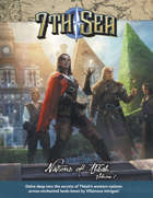 7th Sea: Nations of Théah, Volume 1