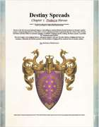 Destiny Spreads: chapter 1 - Vodacce heroes