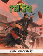 7th Sea: Khitai Quickstart