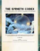 The Syrneth Codex