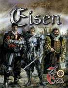 Nations of Théah: Eisen (Book 4)
