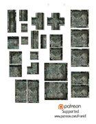 Adventure Map Tiles: Dungeon Tile Set 1