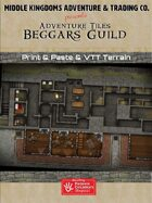 Adventure Map Tiles: The Beggars Guild
