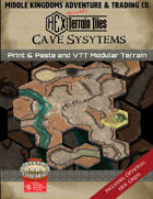HEX Terrain Tiles: Cave Systems