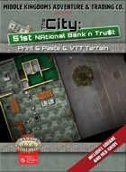 The City: 51st National Bank n Tru$t