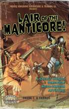Lair of the Manticore! -SWADE