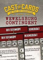 Cast of Cards: WWII Wewelsburg Contingent (Modern)