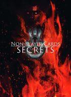 Non-Player Cards: Secrets