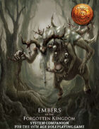 Embers System Companion: 13th Age
