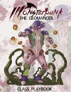 Monsterpunk Class Playbook: The Geomancer
