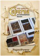 Caverna Accomodation Boxes Set v1.0