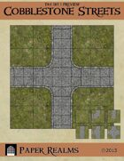 Tile Set 1 - Cobblestone Streets PREVIEW